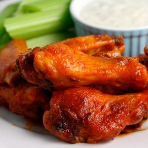 ALITAS PICANTES – HOT WINGS