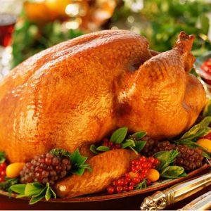 Receta de Navidad: Pavo al horno navideño