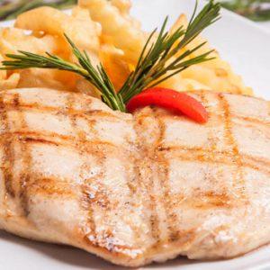 Filete – Pechugas – de Pollo a la Parrilla