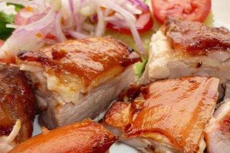 Pierna de Cerdo a la caja china