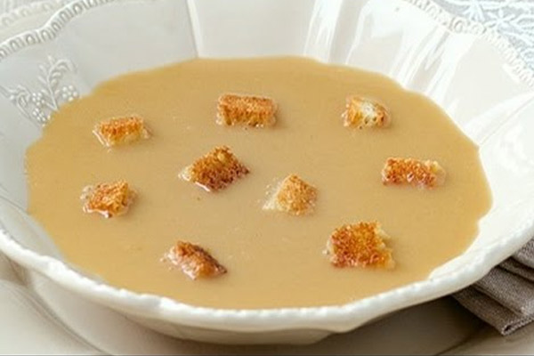 Sopa de Harina de Arvejas o sopa de barro