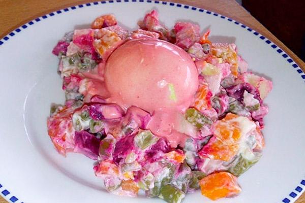 Receta de Huevos a la Rusa, fácil y económica