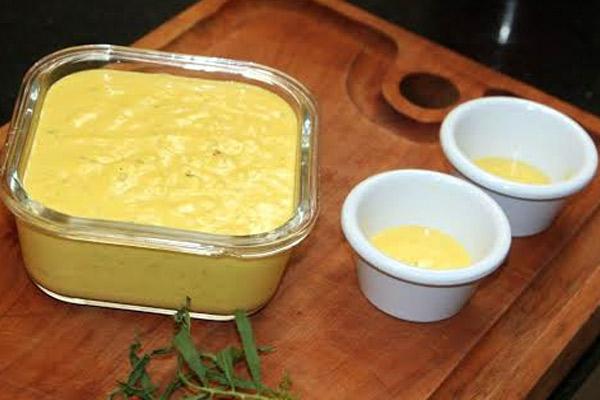 Salsa Tari o Ají de pollería hecha en casa