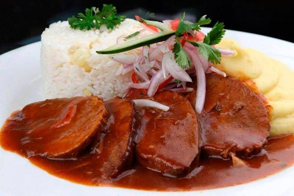 Receta de asado de carne de res