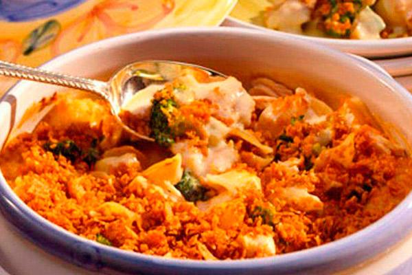 Cacerola de Atún, receta fácil