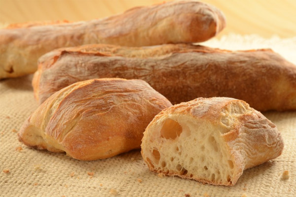 Los 5 panes más ricos del mundo