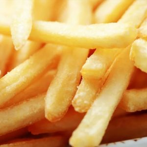 Papas fritas al estilo McDonalds, receta casera