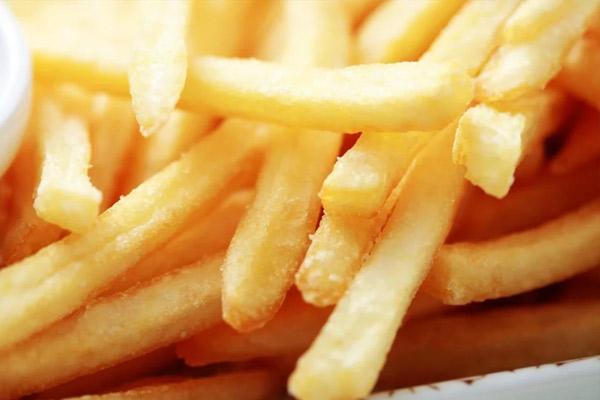 Papas fritas al estilo McDonalds