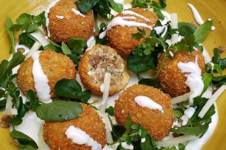 Croquetas de Lentejas, receta sencilla y deliciosa