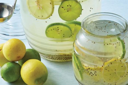 Aguas Saludables y refrescantes