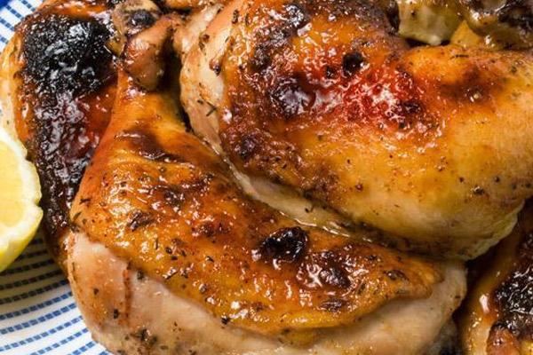Receta de piernas de pollo agridulce