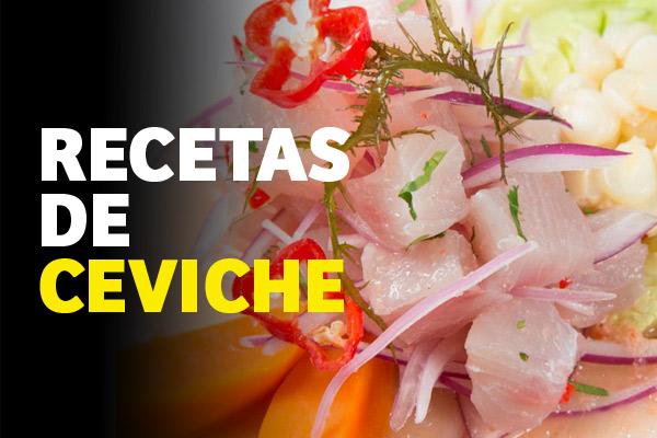Ceviche: las mejores recetas para prepararlo