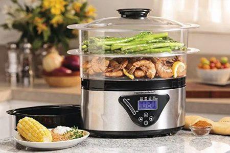Ventajas de utilizar una vaporera para cocinar alimentos nutritivos