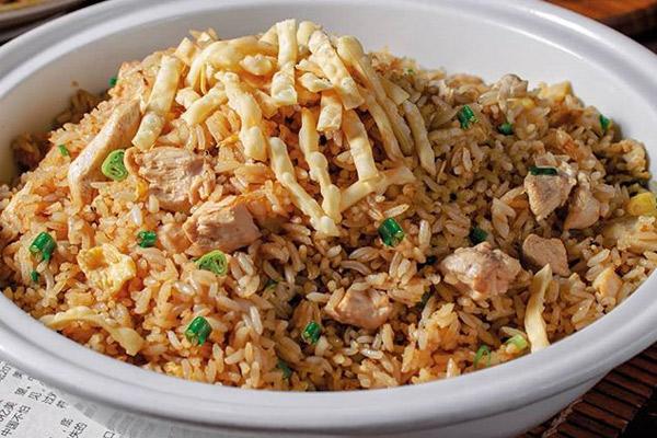 La mejor receta de arroz chaufa en Perú