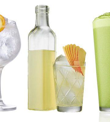 Recetas de cócteles con Gin Tonic