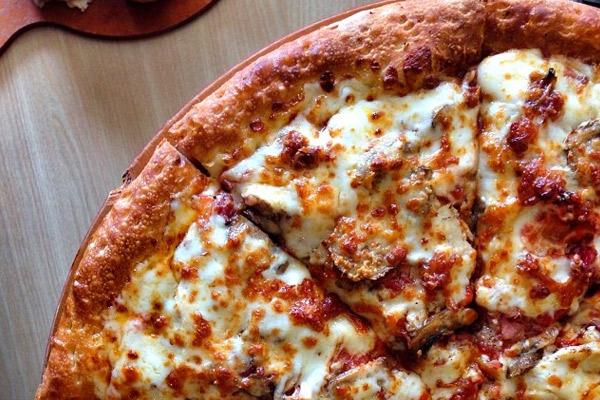 Masa de Papa Johns para pizzas a la peruana