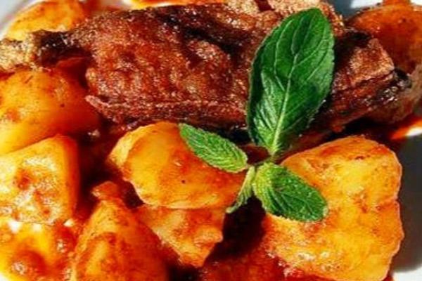 Receta típica del picante de cuy