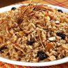 Arroz Árabe o arroz moro