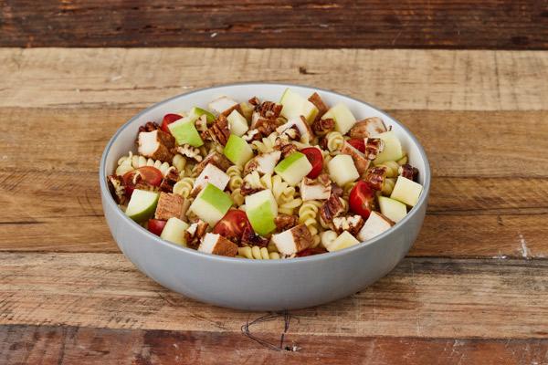 Receta de la ensalada de fideos nutritiva
