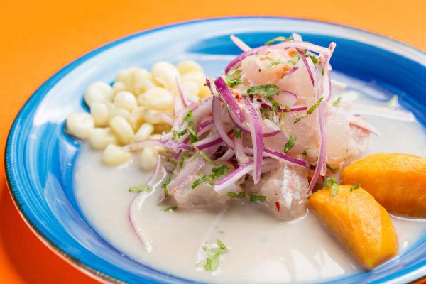 Receta del ceviche peruano
