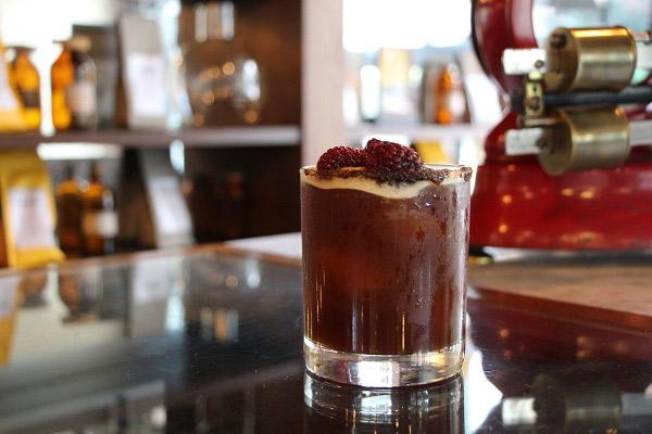 Recetas con Café, Cofee berry Hilton Bogotá